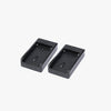 Crystal Luxe Double Battery Fast Charger Plate for Sony NP-F970