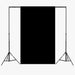 Badabing Black Paper Roll Photography Studio Backdrop Half Length (1.36 x 10M)