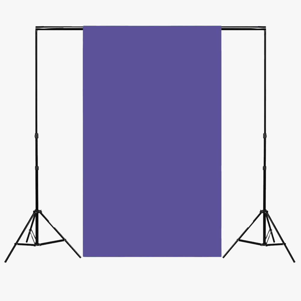 Paper Roll Photography Studio Backdrop Half Length (1.36 x 10M) - Grape Expectations Purple