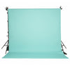 Spectrum Non-Reflective Paper Roll Backdrop (2.7 x 10M) - Aquamarine Blue