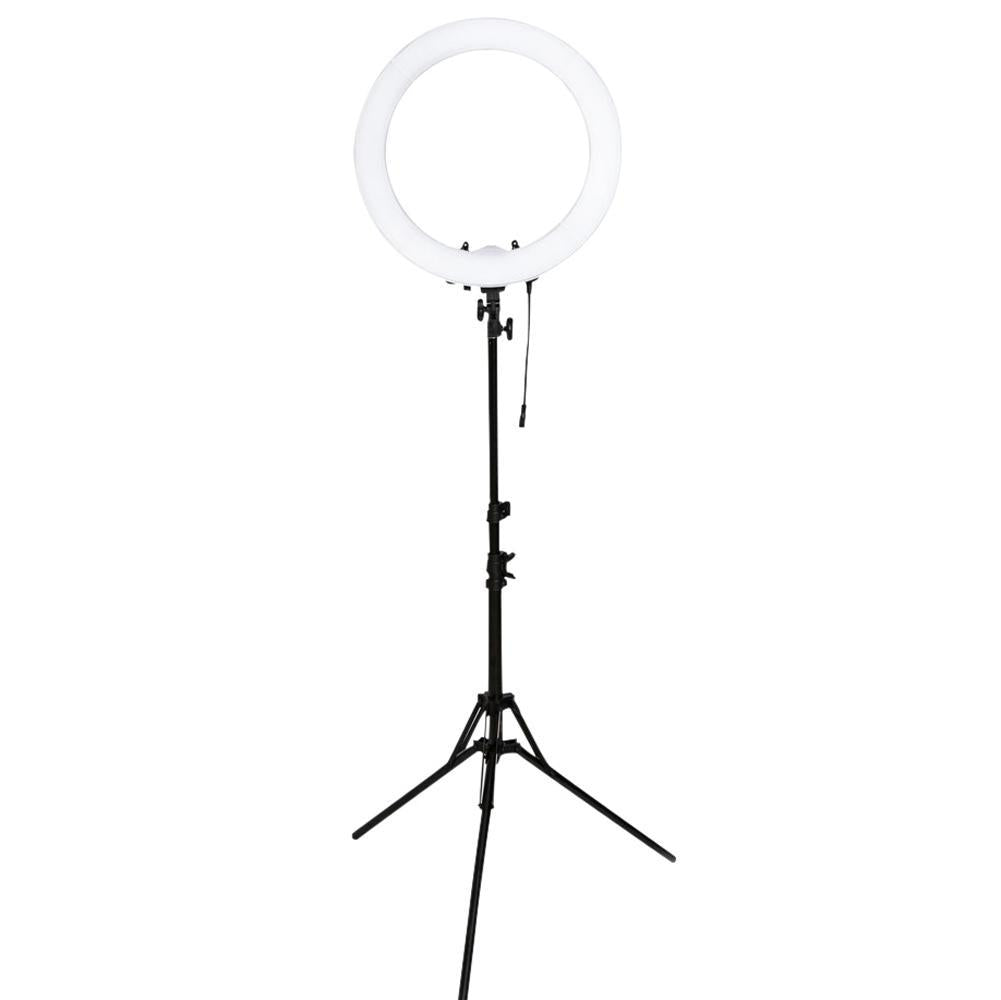 "Spectrum Aurora 19"" LED Ring Light Kit - Diamond Luxe I"
