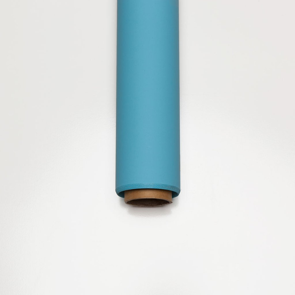 Spectrum Baby Blue Non-Reflective Half Length Paper Roll Backdrop (1.36 X 10M) Backdrops