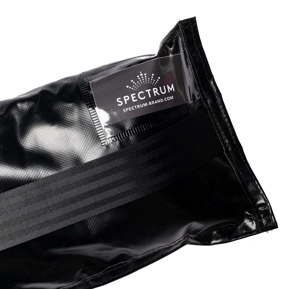 Spectrum Black Pre-Filled Lead Shot Sandbags 10kg