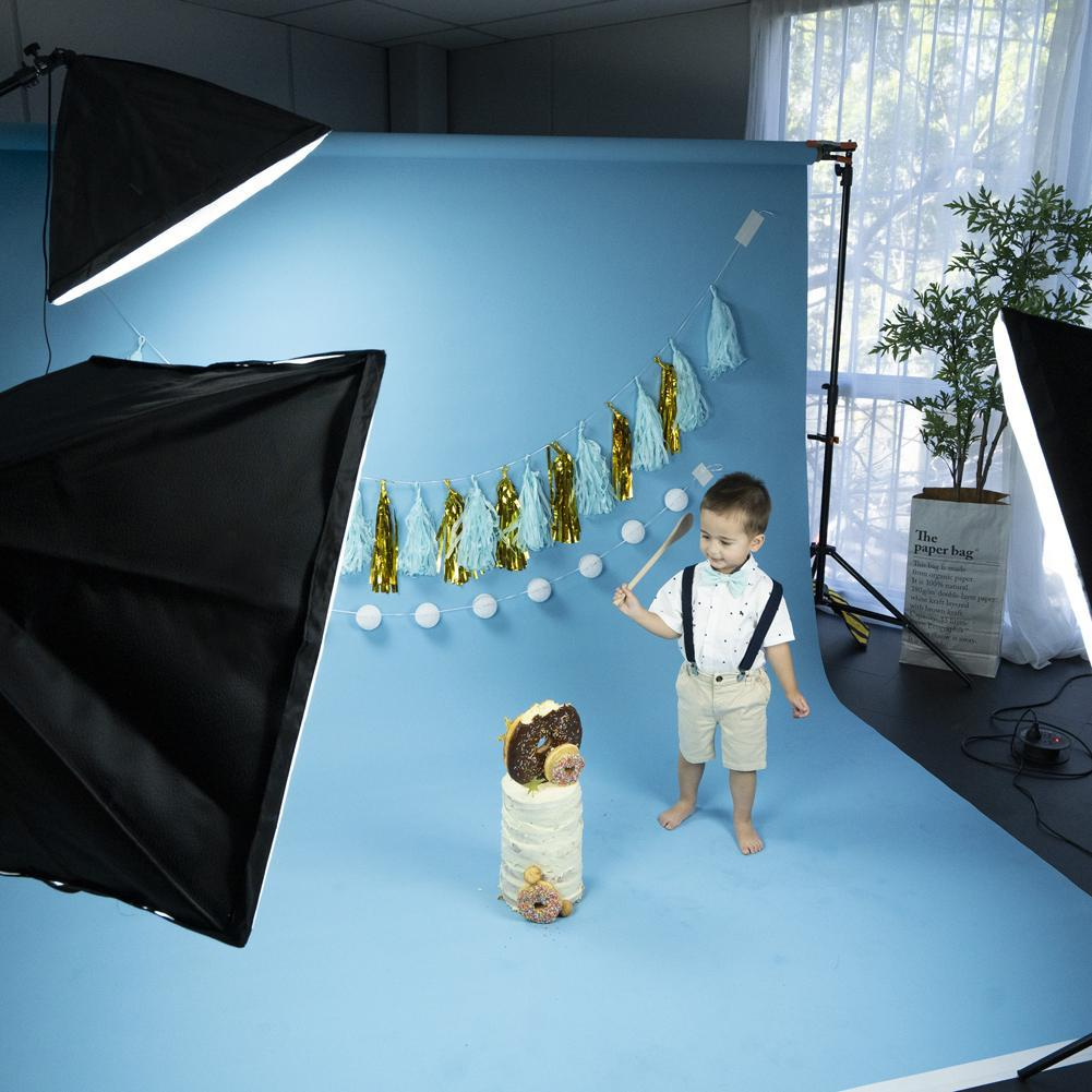 DIY Photography Lighting 'CAKE SMASH' Kit