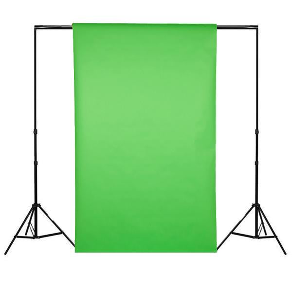Green Screen Gamer for Streaming Paper Roll Backdrop (1.36 x 10M)