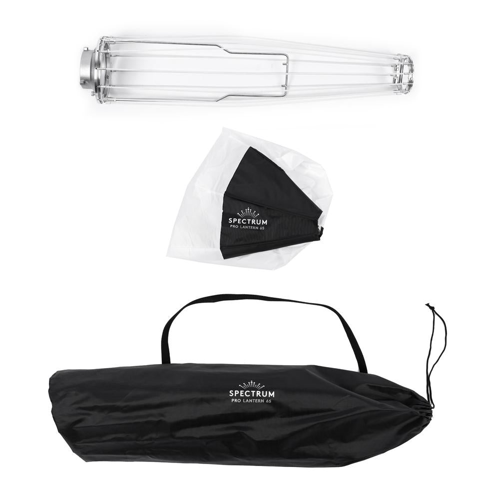 Spectrum Pro Collapsible Softball Lantern Softbox 65cm (Bowens Mount)