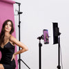 "Pro Makeup & Beauty 9"" Lighting Portable LED Kit - ""SLAY LIGHT"""