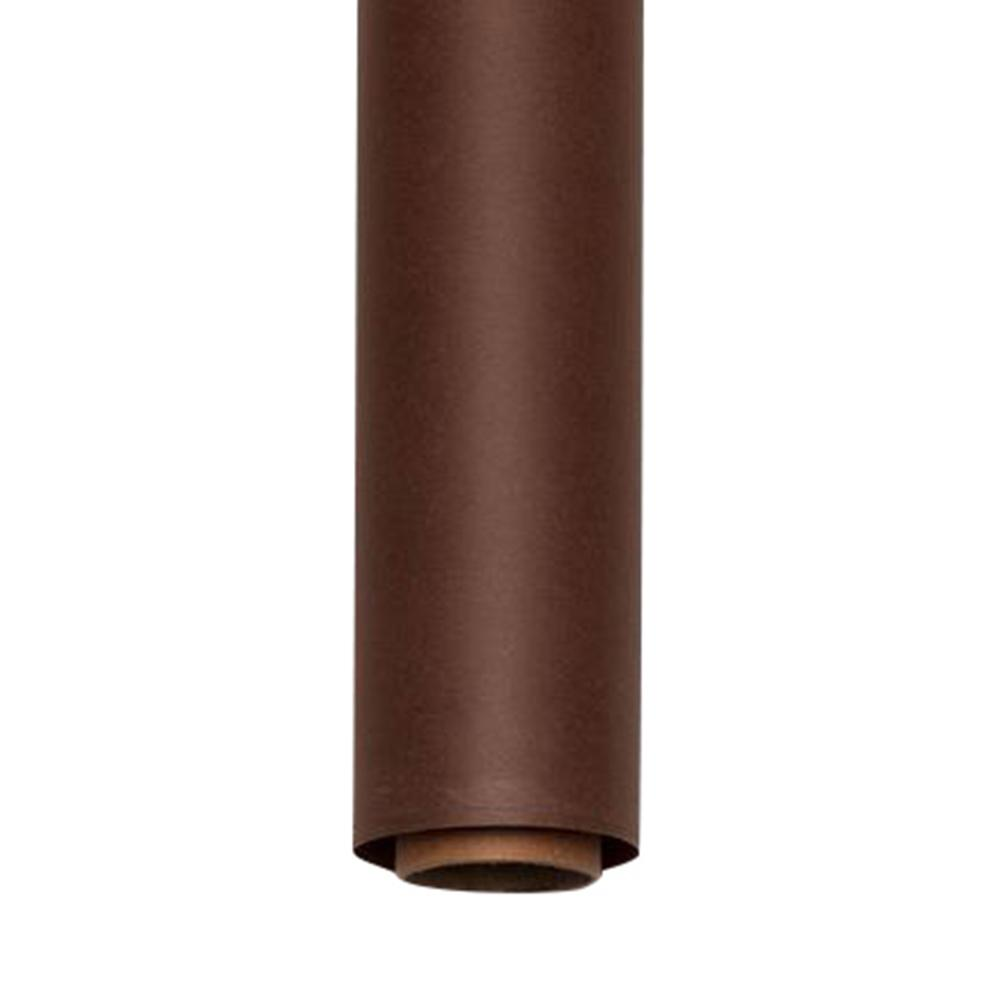 Paper Roll Photography Studio Backdrop Full Length (2.7 x 10M) - Espresso to Go Brown