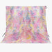 Kaleidoscope Series Mottled Tie-Dye Cotton Muslin Backdrop 3m x 6m - Life's A Festival (Multi Colour)