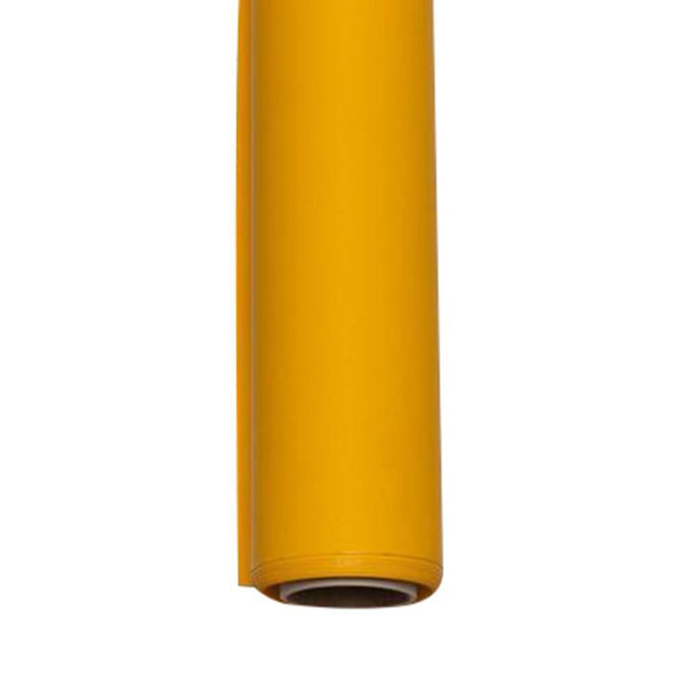 Paper Roll Photography Studio Backdrop Half Length (1.36 x 10M) - Lemon Zest Yellow