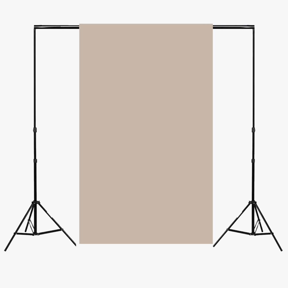 Paper Roll Photography Studio Backdrop Half Length (1.36 x 10M) - Creamy Truffle Beige