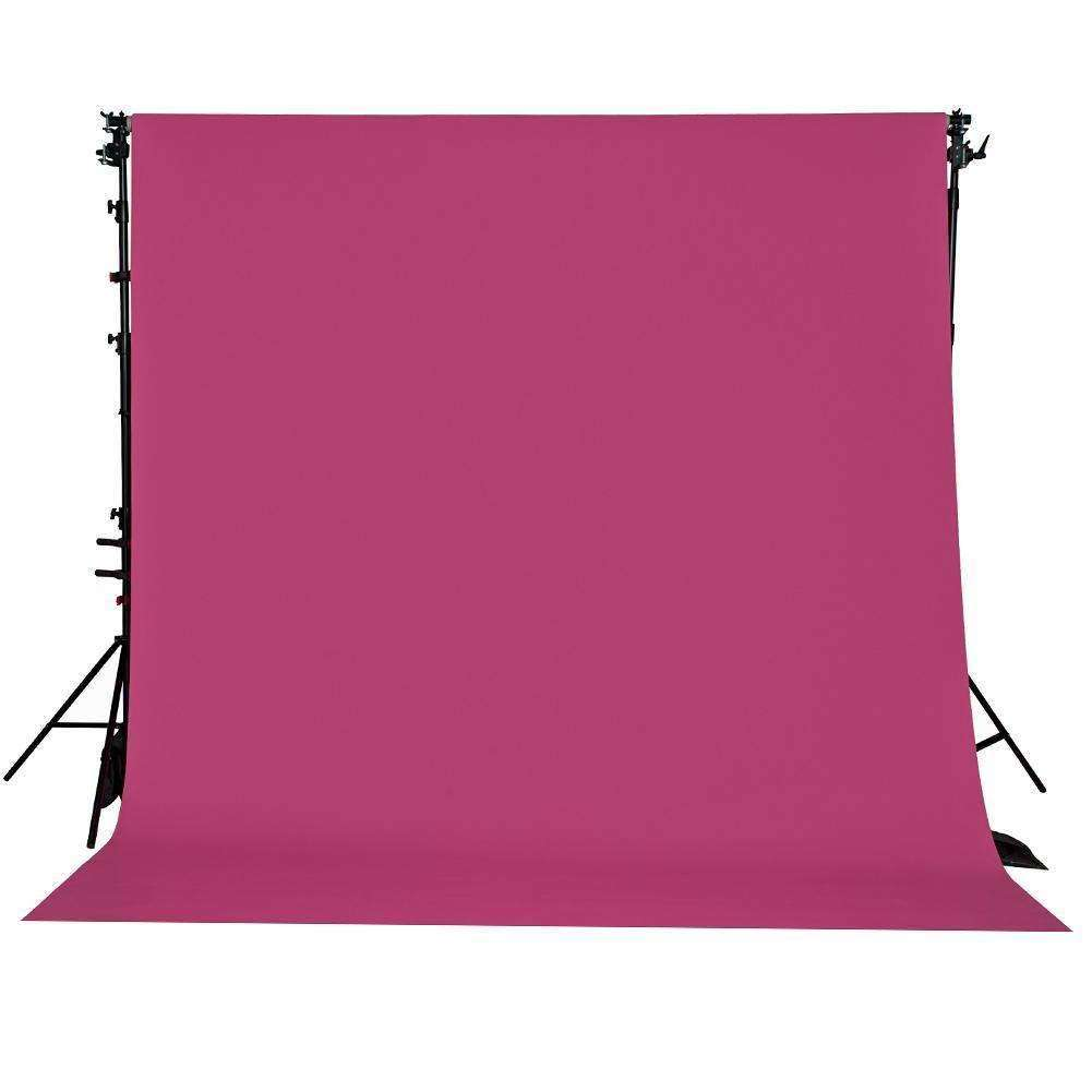 Spectrum Non-Reflective Paper Roll Backdrop (2.7 X 10M) - Paradise Pink Backdrops