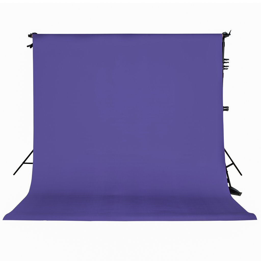 Paper Roll Photography Studio Backdrop Full Length (2.7 x 10M) - Grape Expectations Purple