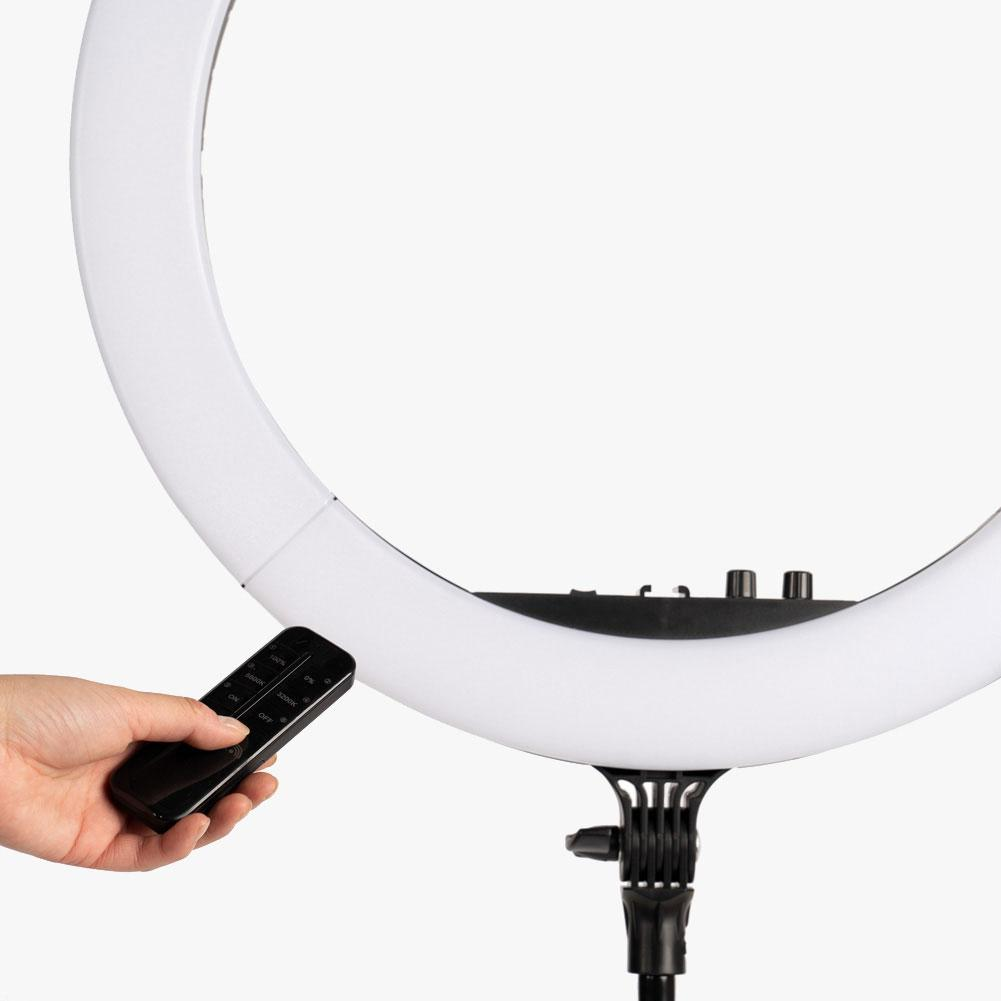 "22"" LED Portable Ring Light - Platinum Pro II (DEMO STOCK)"