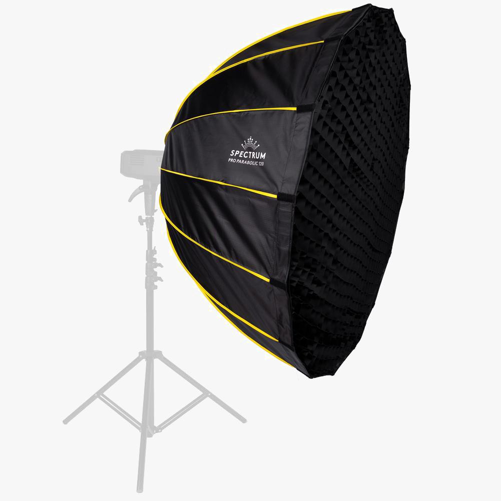 "Collapsible Deep Parabolic Softbox 120cm/47.2"" (Bowens Mount)"