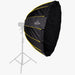 Collapsible Deep Parabolic Softbox 120cm/47.2