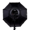 'S-Beam 150' LED Octagon Softbox Lighting Kit - Spectrum-PRO