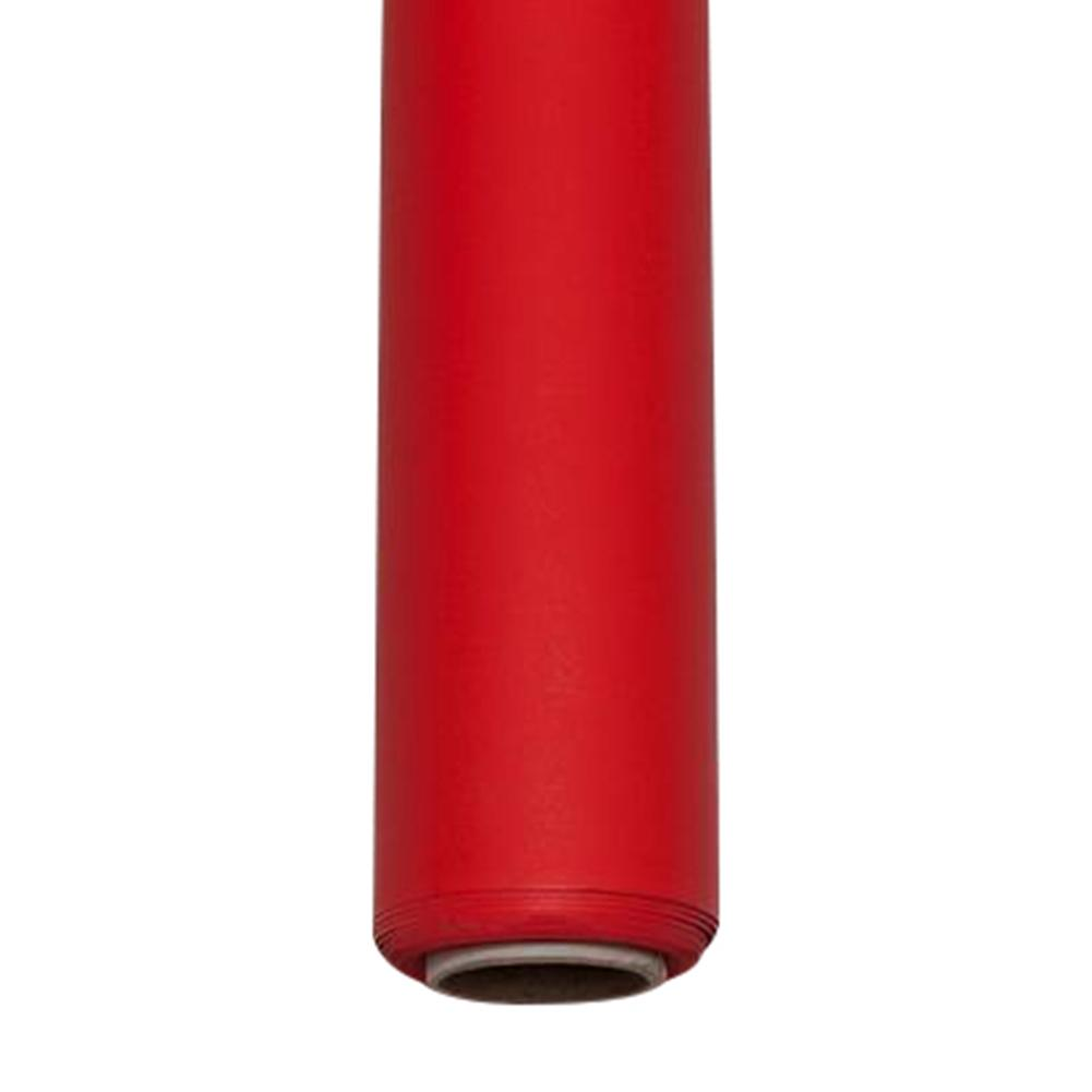 Paper Roll Photography Studio Backdrop Half Length (1.36 x 10M) - Tequila Sunrise Red