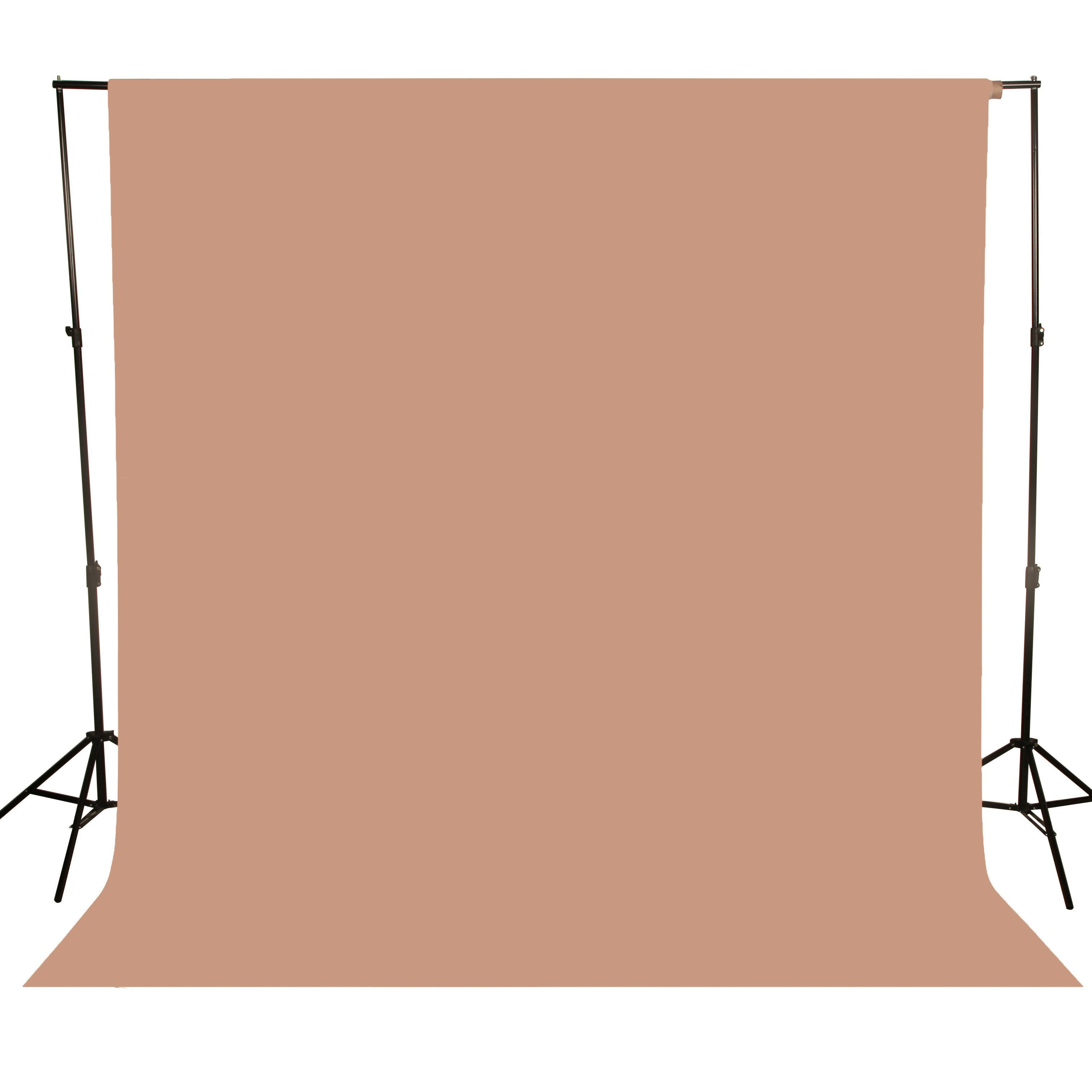 Paper Roll Photography Studio Backdrop Full Length (2.7 x 10M) - To Chai For Beige