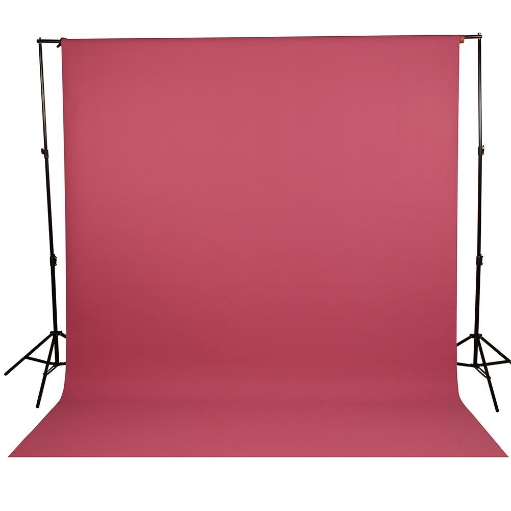 Spectrum Non-Reflective Paper Roll Backdrop (2.7 x 10M) - Very Berry Pink