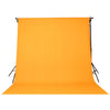 Paper Roll Photography Studio Backdrop Full Length (2.7 x 10M) - Tangerine Dream Orange