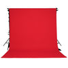 Paper Roll Photography Studio Backdrop Full Length (2.7 x 10M) - Tequila Sunrise Red