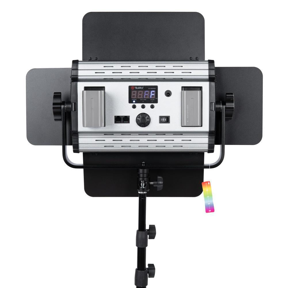 Tolifo GK-S60RGB Dual RGB LED Lighting Kit with Remote