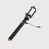 Universal Extendable Selfie Stick Monopod Tripod for Android/ iPhone (Gold)