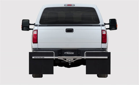Access Rockstar Roctection Universal (Fits Most P/Us & SUVs) 80in. Wide Hitch Mounted Mud Flaps - C100001