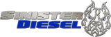 Sinister Diesel 08-10 Ford 6.4L Powerstroke Superduty External Oil Filter System - SD-EOF-6.4