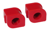 Prothane 97-06 Chevy Corvette Front Sway Bar Bushings - 28.6mm - Red - 7-1191
