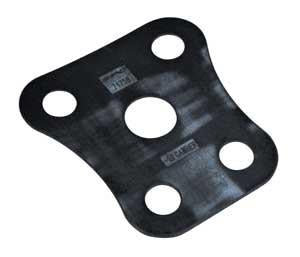 SPC Performance .10 deg. NYLON TOE SHIM - 71741