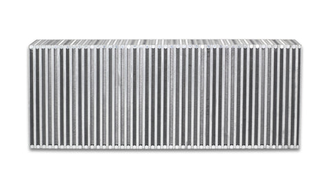 Vibrant Vertical Flow Intercooler 30in. W x 12in. H x 4.5in. Thick - 12854