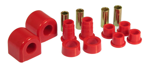 Prothane 84-87 Chevy Corvette Front Sway Bar Bushings - 22mm - Red - 7-1146
