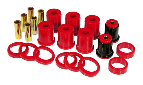 Prothane 71-77 GM Full Size Rear Control Arm Bushings - Red - 7-311
