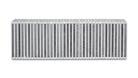 Vibrant Vertical Flow Intercooler Core 24in. W x 8in. H x 3.5in. Thick - 12859