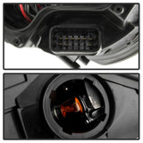 Spyder Porsche Cayman 05-08 Headlights - Halogen Model Only - Black PRO-YD-P98705-HID-DRL-BK - 5083210