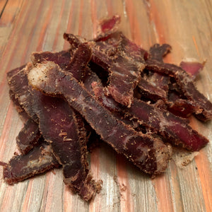 Traditional Sliced Biltong - 8 oz