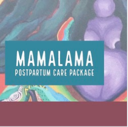 Mamalama Post Partum Care Box