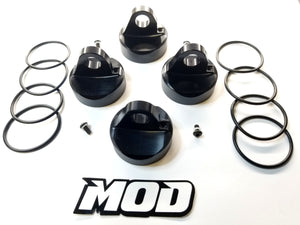 MOD V4 Big Bore Offset Shock Cap Pack (4)  #19612