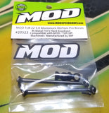 MOD TLR 22 5.0 Elite 2wd Feather Weight X67mm 7075 Aluminum 2wd Pin Bones - #20523