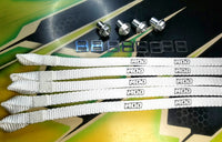MOD / MIP Limit Strap Set Losi 5T 1.0 / 2.0 / 5B Diamond White #28107