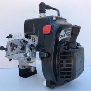 Bartolone Racing 30.5cc Reed Case Motor
