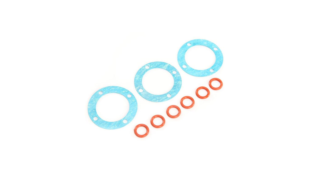 Outdrive O-rings and Differential Gaskets (3): 5ive-T 1.0 / 2.0 , 5B (LOS252097)