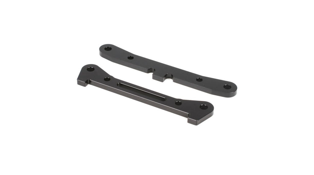 Rear Hinge Pin Brace Set, Aluminum (2): 5IVE-T, MINI WRC