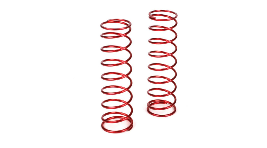 Rear Springs 9.3lb Rate, Red (2): 5IVE-T