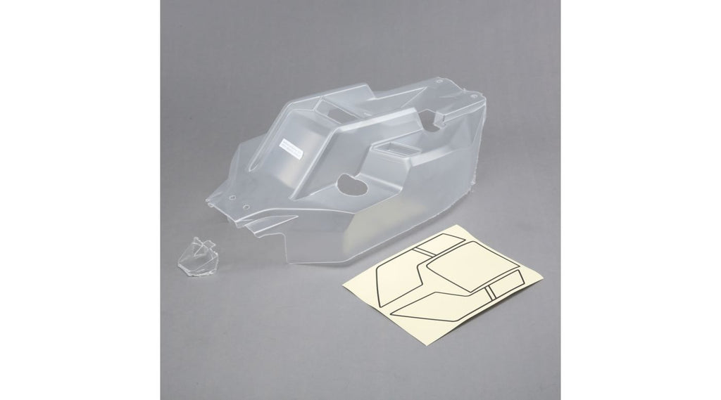 1/5 Clear Body with Window Mask: 5IVE-B (TLR250002)