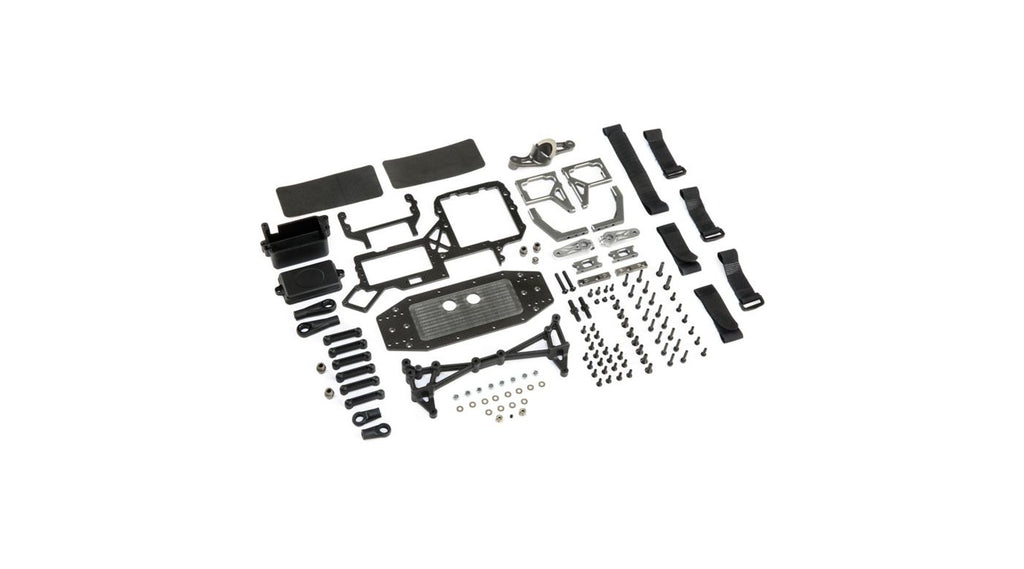 Dual Steering Servo Tray Conversion: 5ive T, 5ive B (TLR358001)