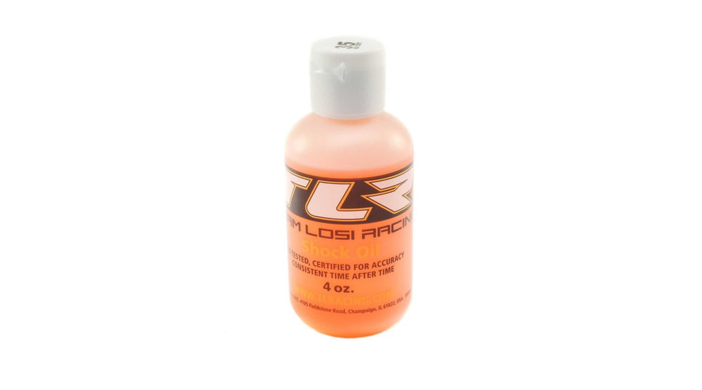 35 wt, 4oz, TLR Silicone Shock Oil (TLR74024)