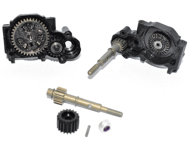 #20070 - MIP Race TopShaft & Idler Gear Set, Losi Mini-T/B 2.0 Series